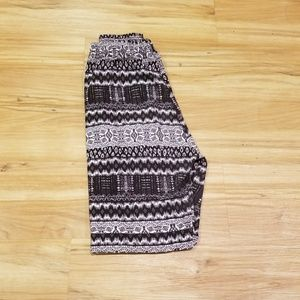 Pants - Tribal Pattern Leggings